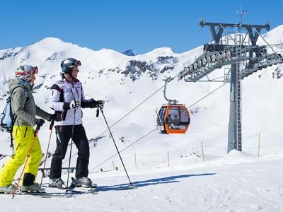 Ski-Alpin in Heiligenblut am Grossglockner